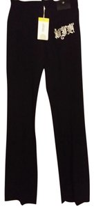 Versace Ladies Womens Coutore Couture Flare Pants black