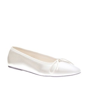 Touch Ups White Ballet Size US 7