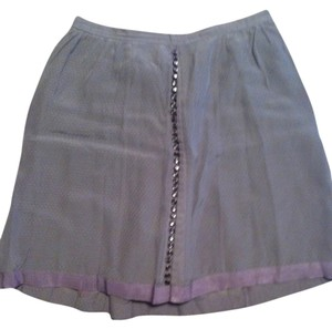 Anthropologie Skirt Lilac; light purple