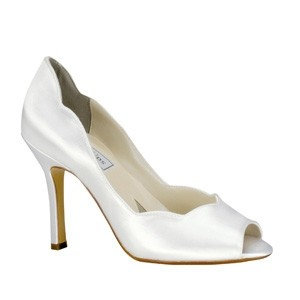 Touch Ups White Bianca Size US 9.5