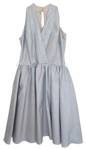 Laundry by Shelli Segal Garden Bridesmaid Keyhole Dress