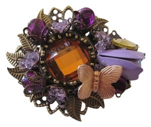 Collage Hair Barrette