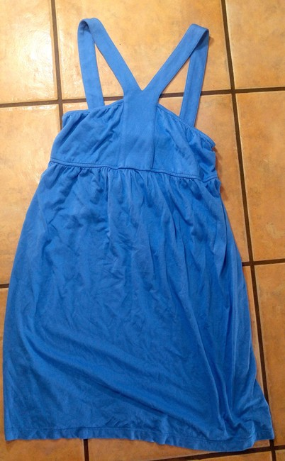 Juicy Couture short dress BLUE P206 Summer Size Small on Tradesy