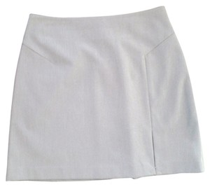 The Limited Stretchy Mini Skirt Grey