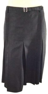 Anne Klein Skirt Gray