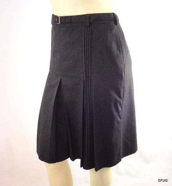 Anne Klein Skirt Gray Image 1