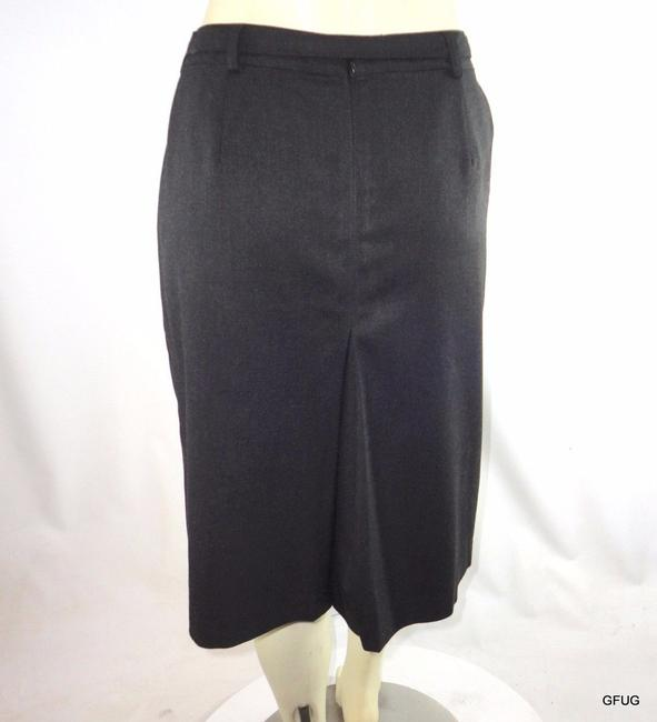 Anne Klein Skirt Gray Image 2