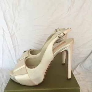 Rupert Sanderson Satin Heel Wedding Shoes