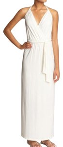 Ivory Maxi Dress by Fluxus Maxi