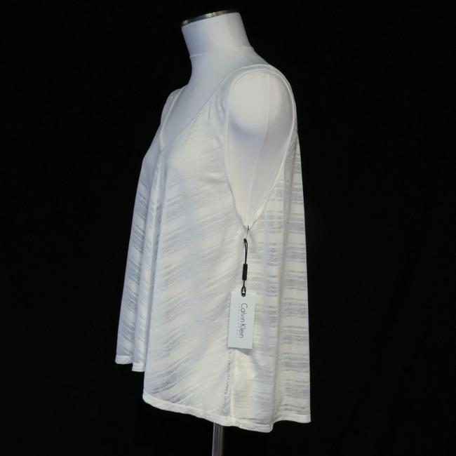Calvin Klein New With Tags Size Large Open Back