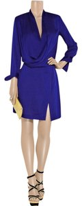 Diane von Furstenberg Issie Wrap Silk Dress