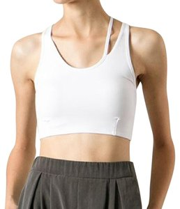 Helmut Lang Modal Stretchy Crop Top