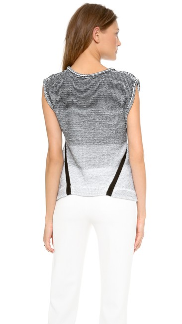 Helmut Lang V-neck Sleeveless Knit Sweater