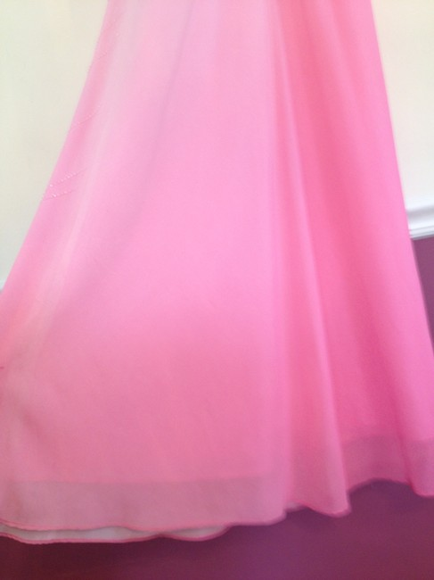 Chelsea Nites Prom Gown Beaded Wedding Dress
