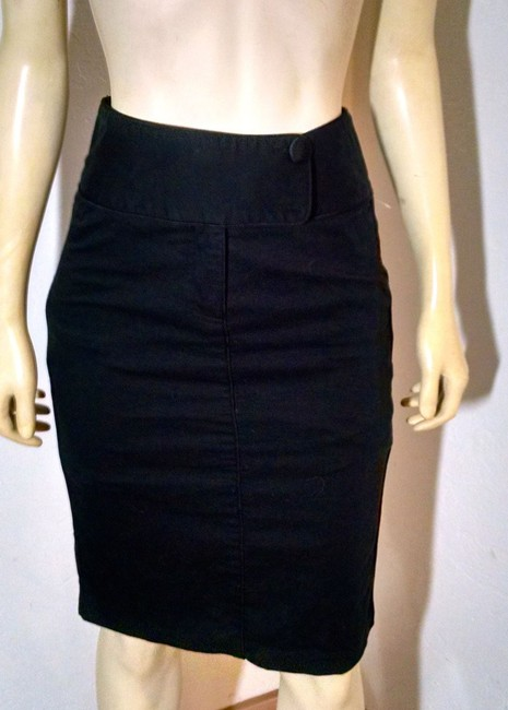 Guess Pencil Size 24 Skirt black Image 2