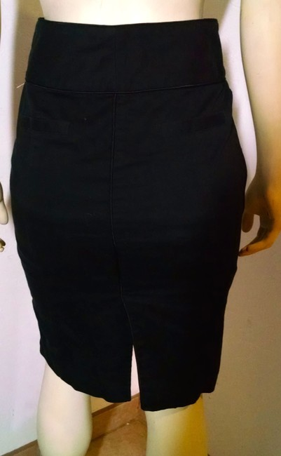 Guess Pencil Size 24 Skirt black Image 3