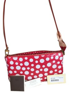 Louis Vuitton Limited Edition Yayoi Kusama Monogram Vernis Dots Infinity Accessories Shoulder Bag