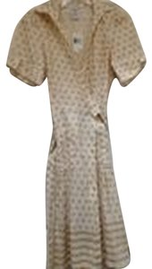 Gold Maxi Dress by Diane von Furstenberg