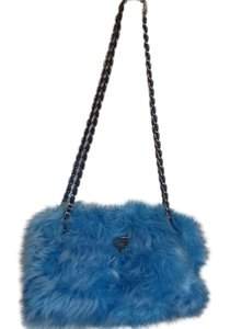 dece1007f7a5 Prada Blue Bags - Up to 70% off at Tradesy
