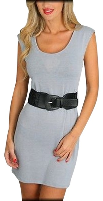 Preload https://img-static.tradesy.com/item/812646/my-story-gray-belted-above-knee-night-out-dress-size-4-s-0-0-650-650.jpg