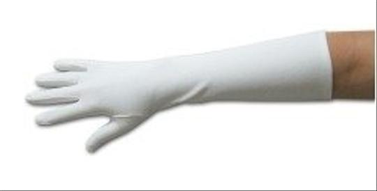 Diamond/Silk White/ Cotton Gloves