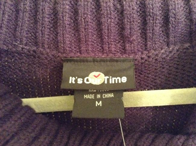 It's Our Time Sweater Image 4