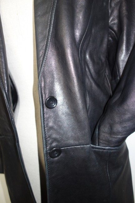 Classiques Entier Leather Leather Leather Jacket