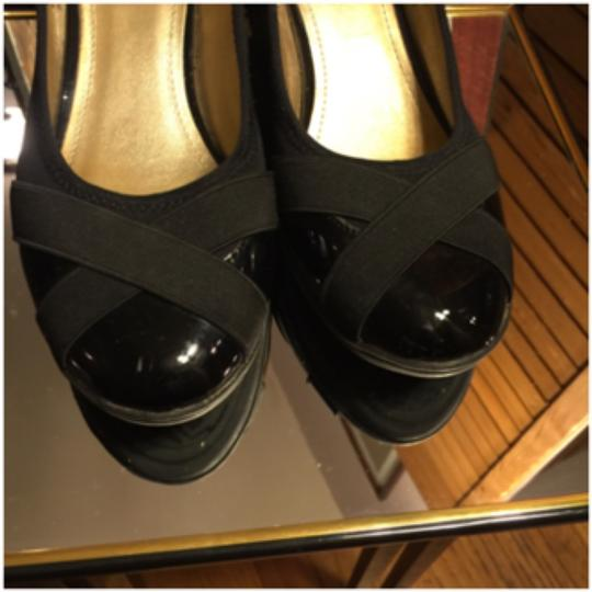Kenneth Cole Reaction Blac Wedges Image 1