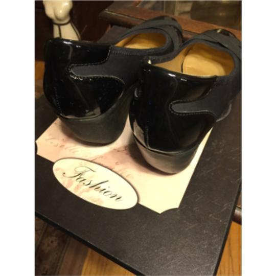 Kenneth Cole Reaction Blac Wedges Image 8