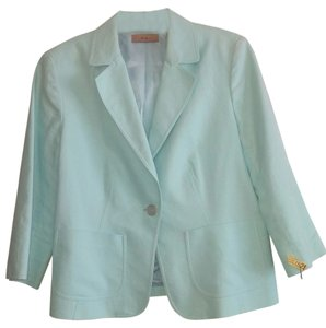 I. E. Mint Green Blazer