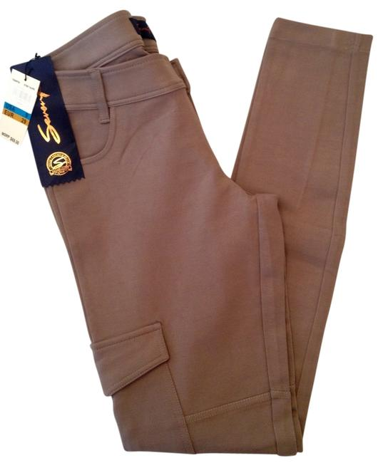 Item - Taupe Coated Jeggings Size 8 (M, 29, 30)