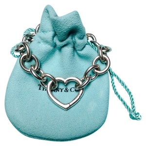 Tiffany & Co. Tiffany & Co. Open Heart Clasp Bracelet