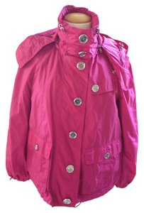 Burberry Brit Fuschia Jacket