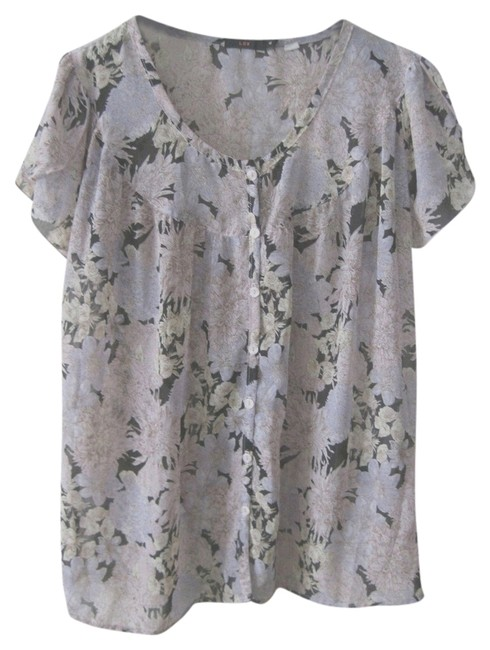 LUX Planet Blue Blu Moon Free People Stone Cold Fox Blue Life Nightcap Lover And Friends Boho Stylestalker Nasty Gal Lover Top Multi-color