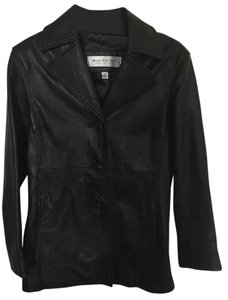Andrew Marc Leather Leather Jacket