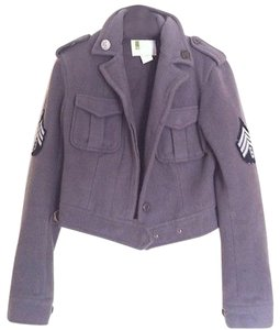Urban Outfitters Planet Blue Blu Moon Military Jacket