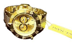 Invicta Invicta Subaqua Noma III 18kt gold watch /plus 8 slot dive case