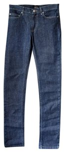 A.P.C. New Cure Nwot Straight Leg Jeans-Dark Rinse