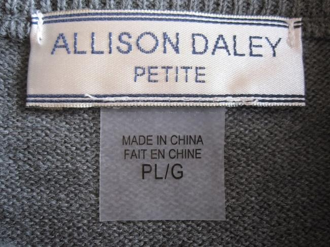 Allison Daley Sweater