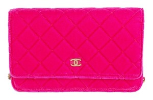 Chanel Classic Classic Flap Woc Cross Body Bag