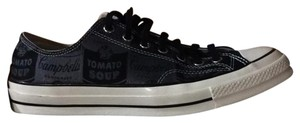 Converse Black and natural Athletic