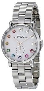 Marc Jacobs Marc By Marc Jacobs Stainless Steel Ladies Watch Mbm3420