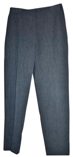 INC International Concepts 62%polyester 33%rayon 5%lycra Dryclean Only Straight Pants Grey