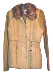 Glimmer Front Shell 100%polyester Coat