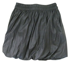 Rachel Roy Planet Blue Blu Moon Mini Skirt Black