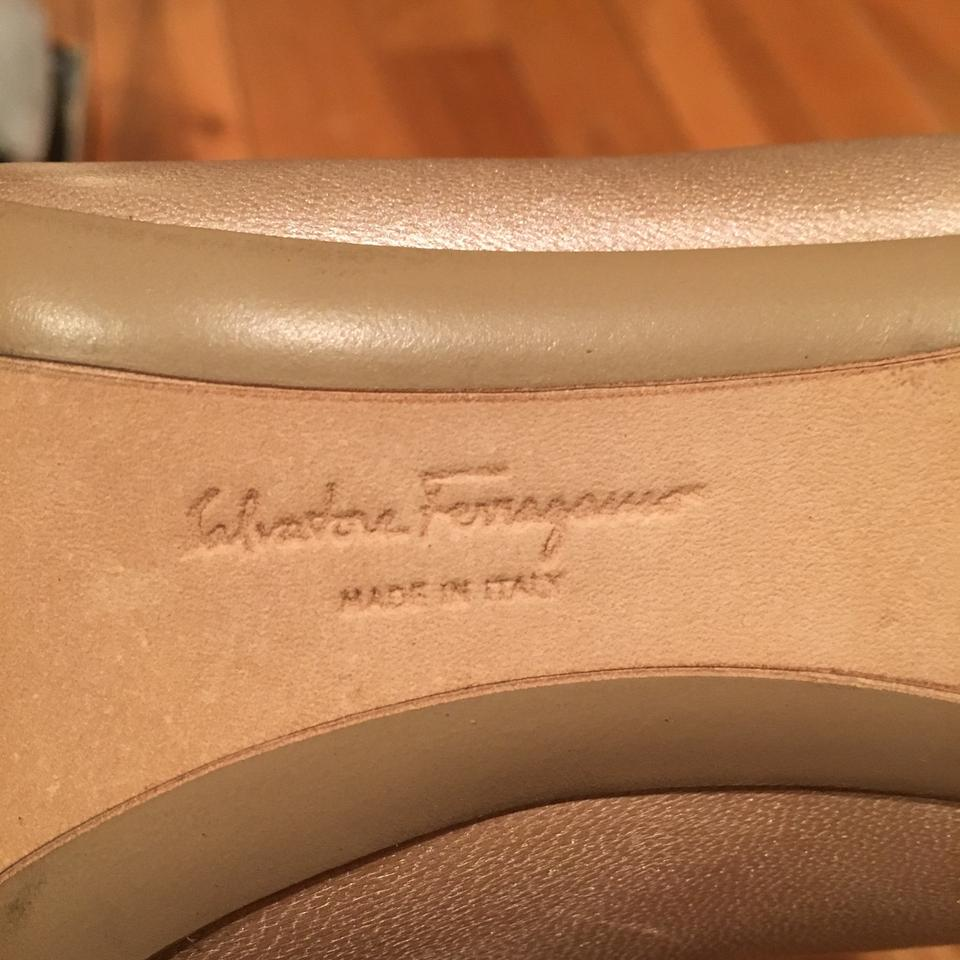 Stiletto Ferragamo Champagne Pumps Ferragamo Salvatore Stiletto Pumps Champagne Ferragamo Salvatore Stiletto Pumps Salvatore Champagne WqwqnB8Y