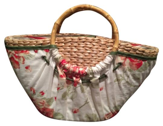 Preload https://img-static.tradesy.com/item/8140162/amanda-smith-magnificant-floral-totepursehandbaggrommet-accts-multicolored-cotyon-canvasbamboo-tote-0-3-540-540.jpg