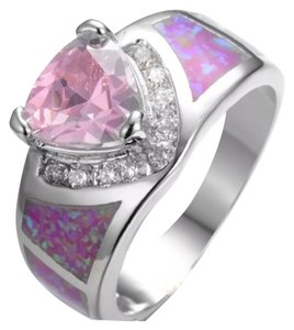 Other Heart Shaped Pink Topaz