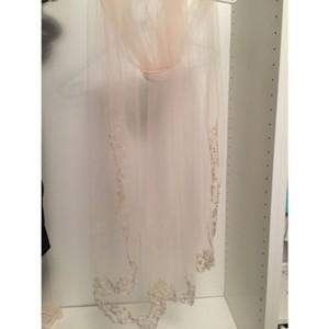 Allure Bridals Blush Medium Bridal Veil