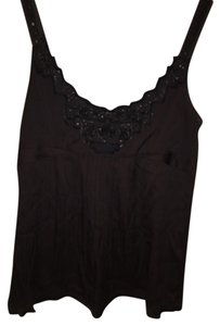Elie Tahari Top Brown